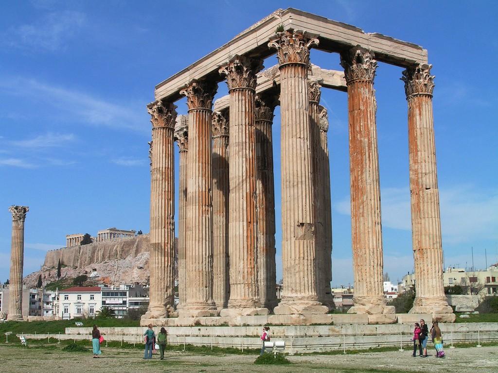 архитектура античного стиля картинки как производители каждый